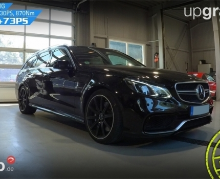 OW-Tuning - Mercedes E 350 CDI BlueTEC up1 E-Klasse W212 (01
